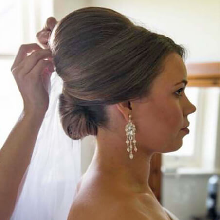 Cass Wedding Hair - Myst Hair & Beauty Salon Walkerville