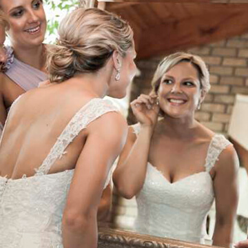 Kristy Wedding Hair Makeup - Myst Hair Beauty Salon Walkerville