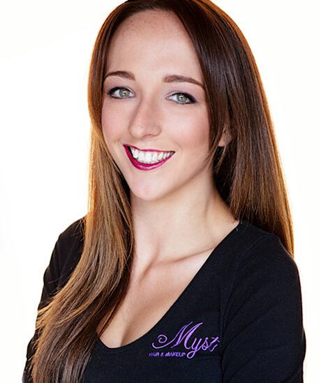 Natalie Garnaut - Myst Hair & Beauty Salon Walkerville