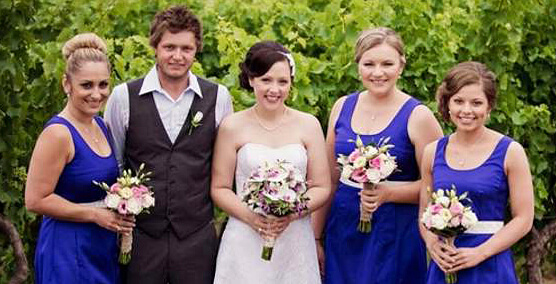 Wedding Hair & Makeup - Myst Hair & Beauty Walkerville