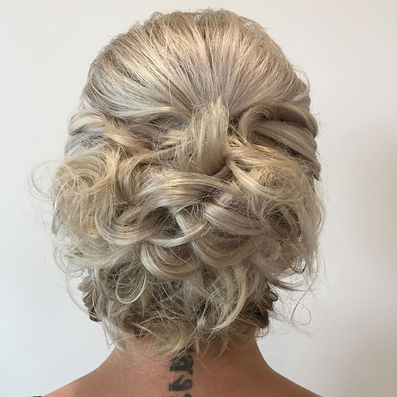 Wedding Hair & Makeup Walkerville - Myst Hair & Beauty Salon